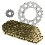 CHAINS SPROCKETS Trident 750-900 & Driveline Accessories